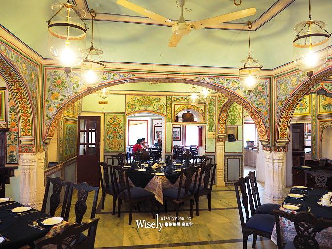 《印度住宿推薦》曼達瓦城堡飯店 Castle Mandawa Hotel:平價大空間與泳池含餐的古堡住宿