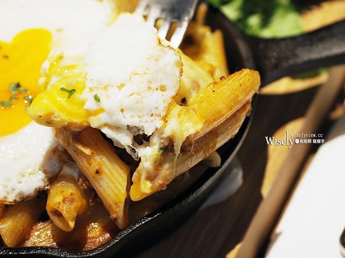 《台北松山。捷運南京復興站》333 RESTAURANT & BAR:週末早午餐、沙拉及薯條吃到飽