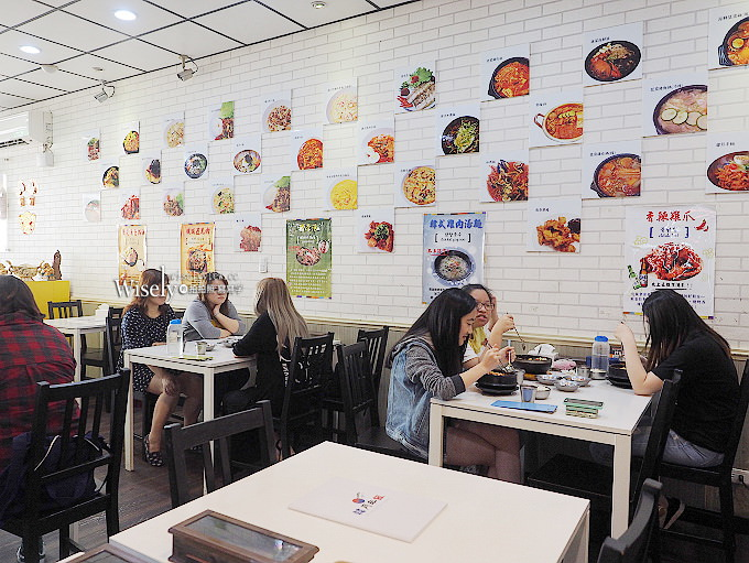 《台北文山。捷運萬芳醫院站》韓月半飯:推薦韓式炸雞&部隊鍋~韓國人開設