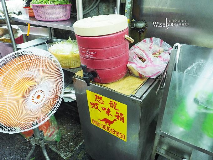 《台北中正。捷運西門站》廣東羊城小食:美味窩麵炒飯與小炒,城中市場窄巷美食