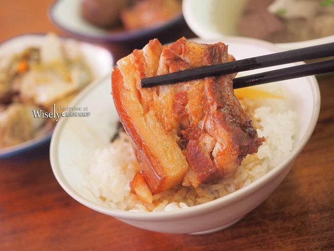 《台中西屯。大豐爌肉飯》風味軟香可口,逢甲好吃便當美食,全國爌肉人氣第一名