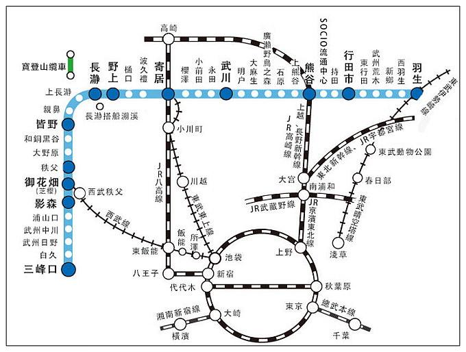 《日本埼玉。秩父景點》長瀞川遊船&老街隨拍:東京近郊景點,賞楓看銀杏私房景點