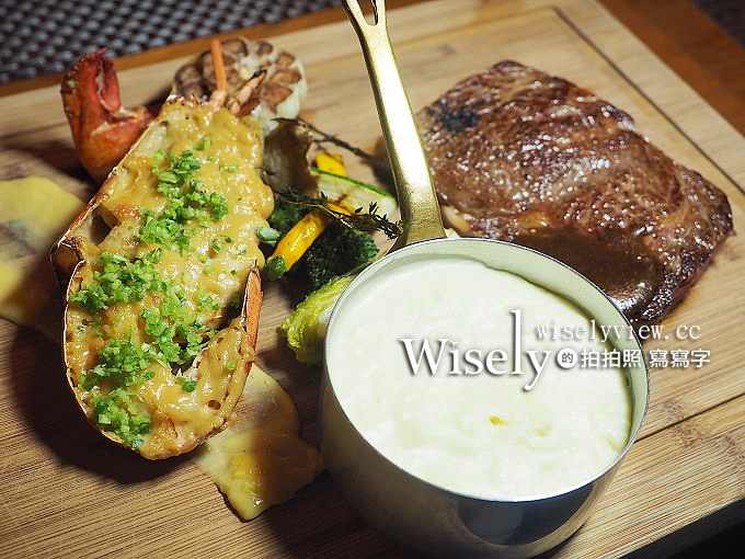 《台北大安。捷運信義安和站》慕軒飯店GUSTOSO(雙人海陸套餐):結合西式食材與創意台式調味的義式料理,超值價ITF旅展限定販售推出