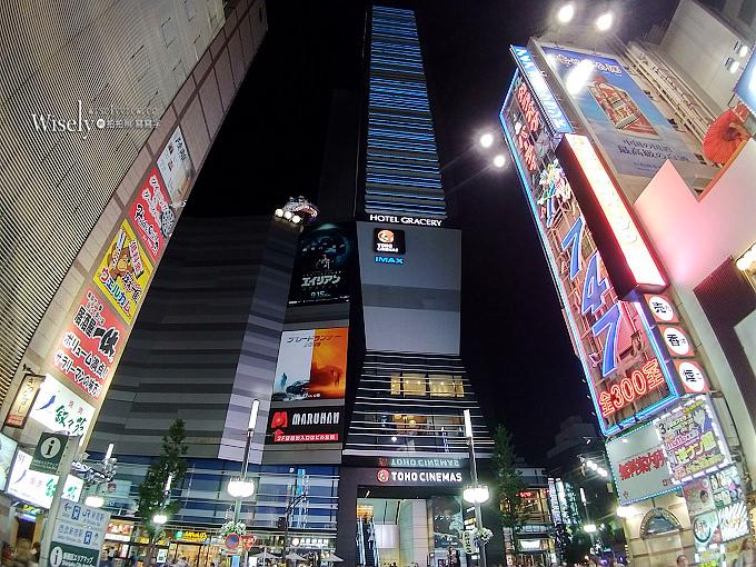 《華碩手機。東京旅拍》ZenFone 4一起戀攝影:雙鏡頭120 °超廣角,五倍微光夜拍更清晰