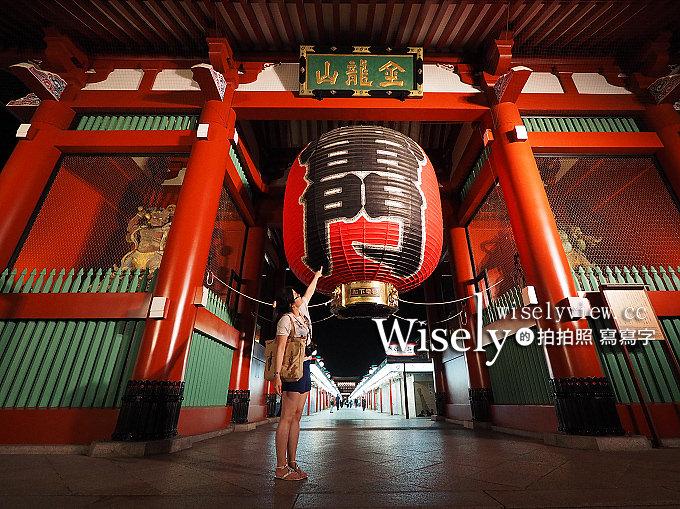《日本。東京》淺草雷門、晴光塔散策:古今建築物與美食文化,期待最動人的相遇
