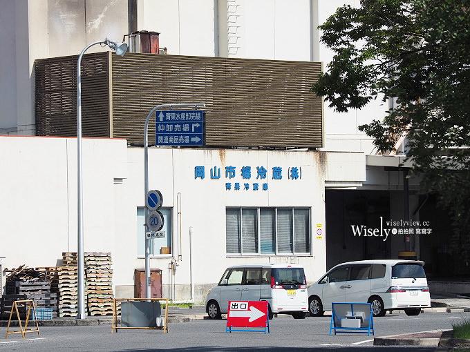 《日本岡山美食》味の匠大名庵海鮮丼、Mercato Centrale義式冰淇淋@岡山市中央批發市場