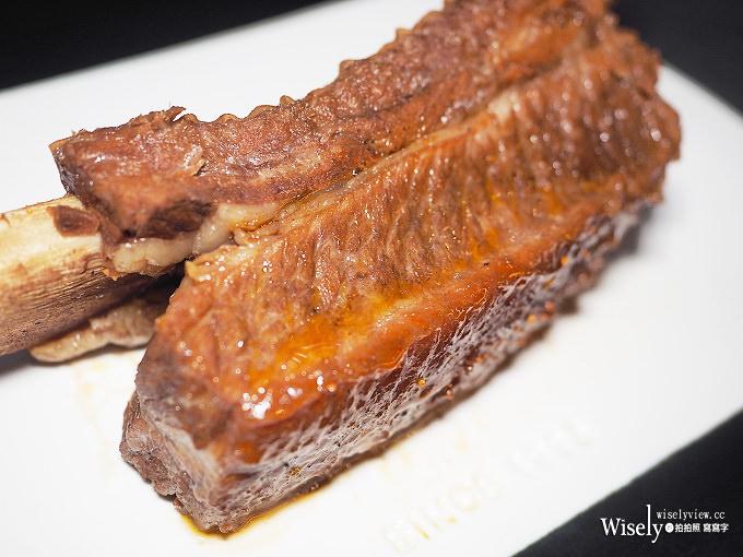 《王品牛排。金馬王者盛宴》濕式熟成紅屋牛排:頂級空運USDA Prime等級,全牛只佔2.9%
