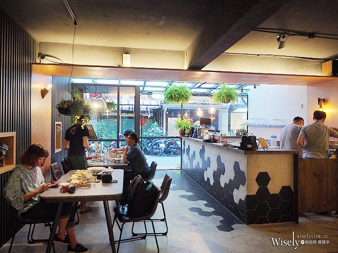 《台北中正。捷運公館站》窩巷弄:水源市場輕食早午餐,輕鬆悠閒設計型咖啡店