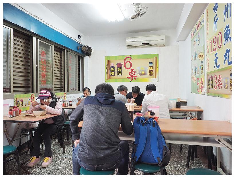 《台北中正。捷運中正紀念堂站》南門福州傻瓜乾麵(總店):紅糟排骨配魚丸蛋包湯,內行人的組合