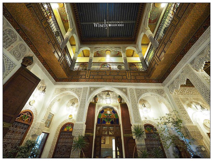 《摩洛哥》費茲 Fes:手工皮件染布坊與購物老城區,在地住宿景點與特色小吃