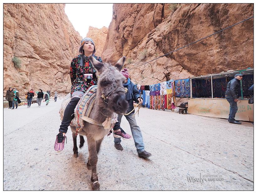 《摩洛哥》Todgha Gorge托德拉峽谷、Aït Ben Haddou泥城堡壘