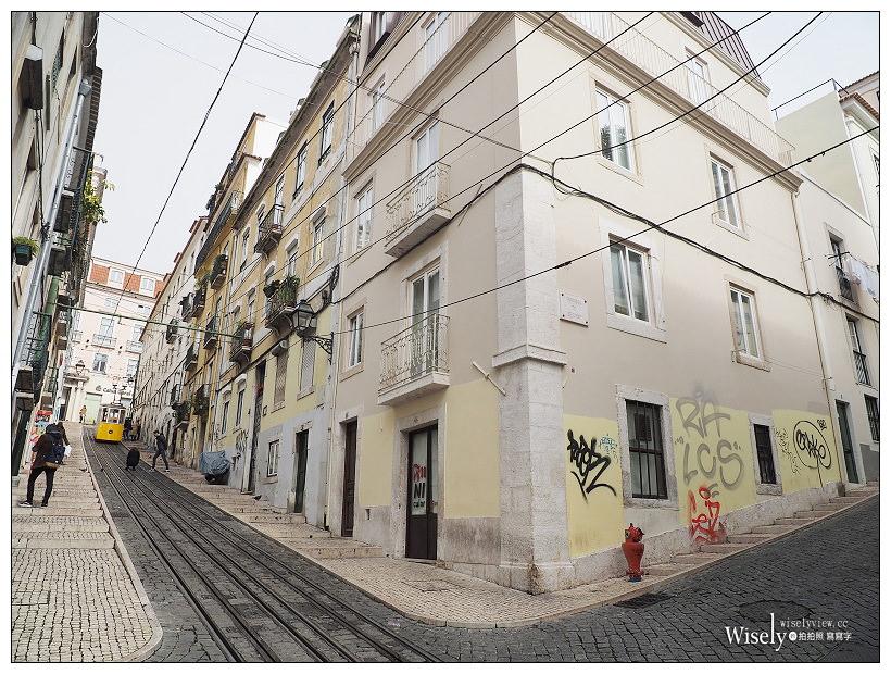 《葡萄牙里斯本景點》搭28號電車經典路線遊、比卡升降梯 Ascensor da Bica、Orient Taste 味道餐廳