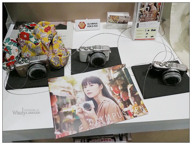 《日本東京橫濱》2018 CP+攝影器材展:Olympus數位相機攤位現場直擊分享