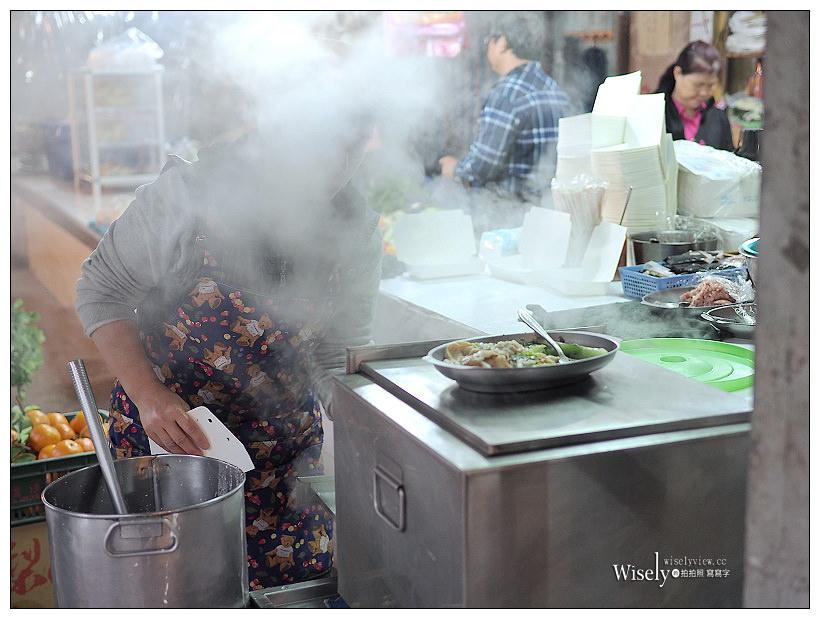 新北新店。建國市場美食︱正宗廣東腸粉:純米現磨50元起,推薦蝦仁口味