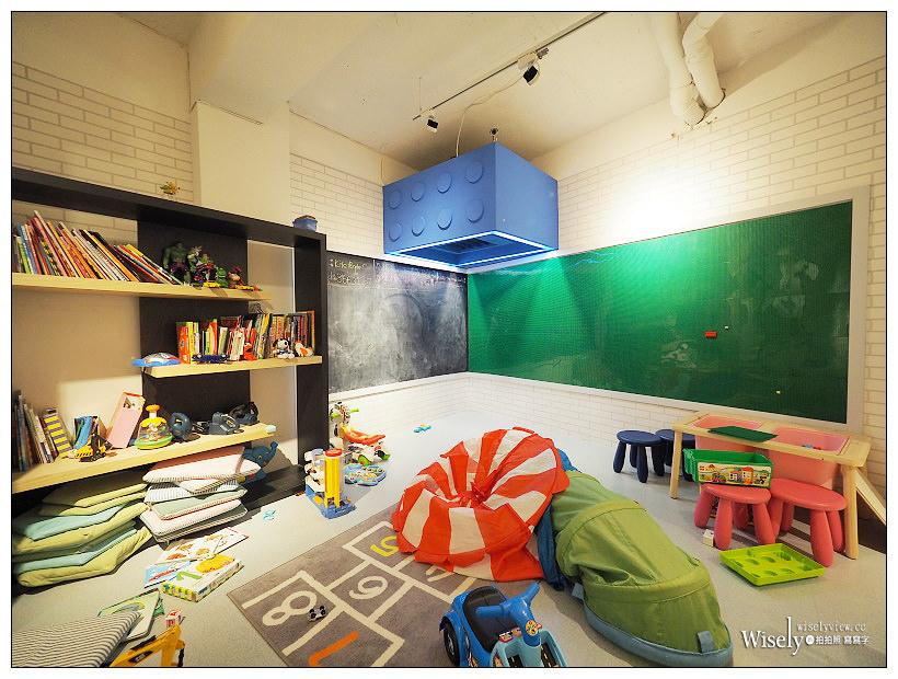 台北文山。風箏人咖啡︱景美親子友善餐廳,兒童專屬遊憩室~早午餐&輕食