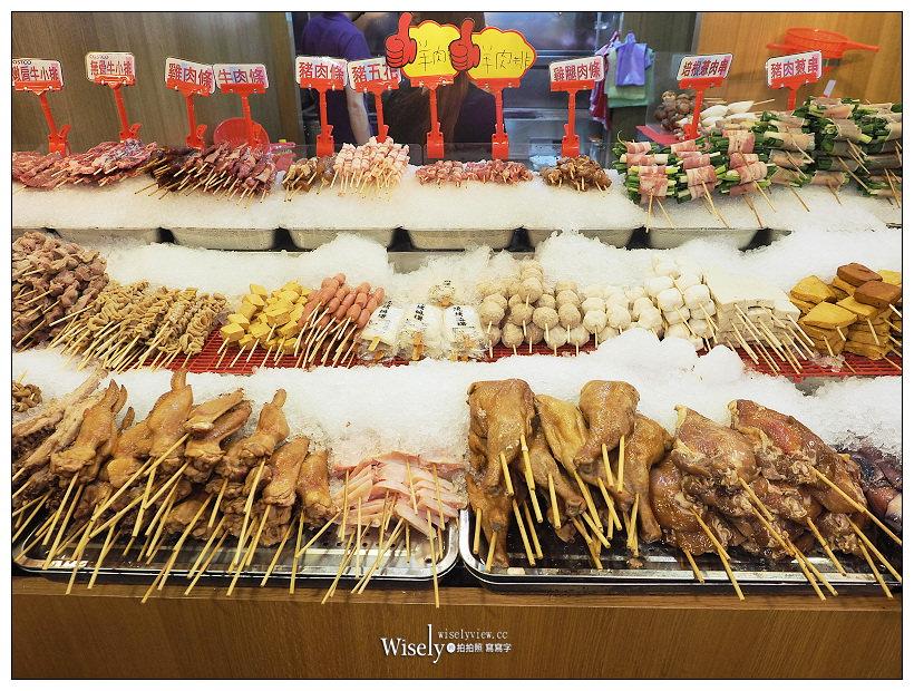 新北新店。捷運新店站︱亂烤碳烤店:15元起平價串燒碳烤,光明街美食小吃