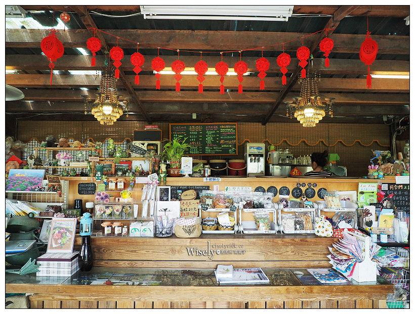台北景點。2018 陽明山竹子湖︱3口四方咖啡館(財福海芋田) & 台北奧萬大楓紅