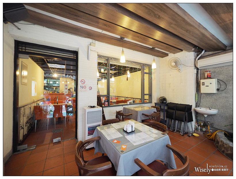 台北。蘇活義大利麵坊︱台大義大利麵、燉飯,飲料喝到飽~捷運公館站美食