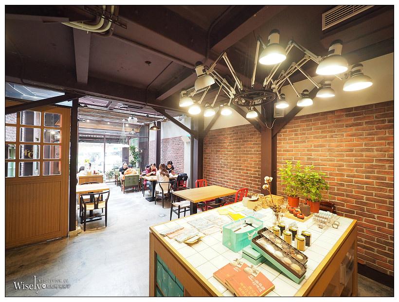 台北士林。HOK House of Kuo 郭元益的家︱輕食早午餐,改建老宅喝午茶