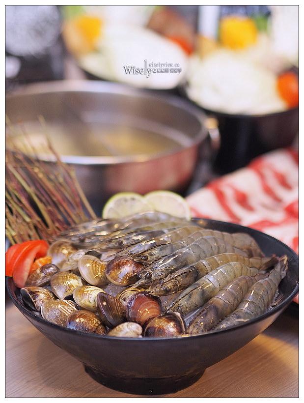 台北。大初SHABU SHABU︱雙人50盎司大肉盤,多樣鍋底 & 甜點飲料吃到飽
