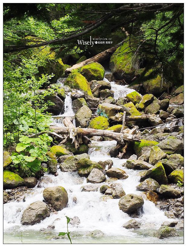 北海道旭川。大雪山國立公園︱層雲峽~流星の滝、銀河の滝,楓紅秋訪景點
