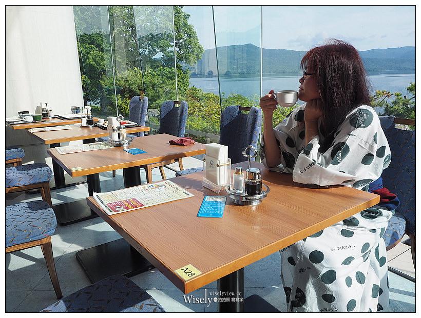 北海道。阿寒湖住宿推薦︱新阿寒酒店:頂樓溫泉湖景,近愛努村木雕街~New Akan Hotel & Lake Akan Ainu Kotan