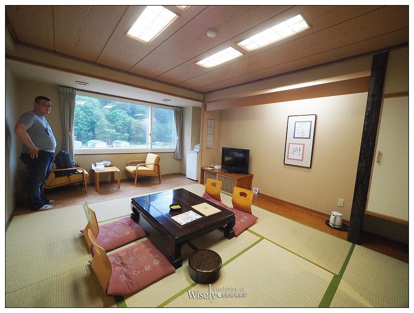 層雲峽住宿推薦。朝陽度假飯店/旭川朝陽Resort︱展望綠色岩壁的露天溫泉