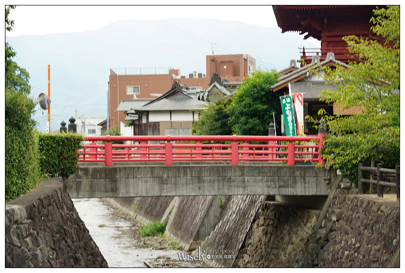 和歌山景點。粉河寺︱桃山時代枯山水庭園,主供奉千手千眼觀世音菩薩