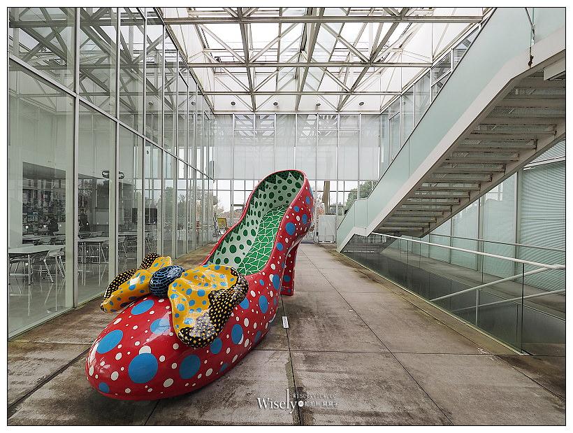 鹿兒島景點。霧島藝術之森/霧島アートの森︱大自然與藝術結合的戶外美術館~佔地13公頃,展示20多件大型裝置藝術品