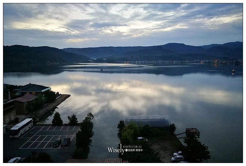 鳥取住宿。羽合温泉 望湖樓︱日本唯一湖中露天溫泉,名偵探柯南漫畫場景