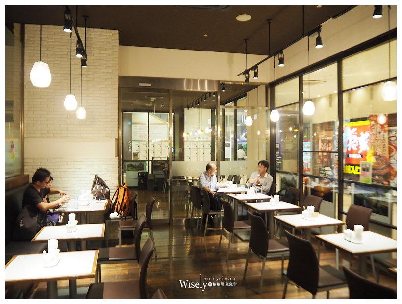 岡山駅美食。ESTACION CAFÉ︱白桃塔、吉備團子芭菲&吸睛的桃太郎咖啡