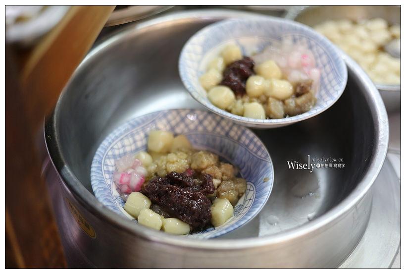 高雄鹽埕。李家圓仔冰︱在地老字號甜點小吃,純手工製作古早味美食