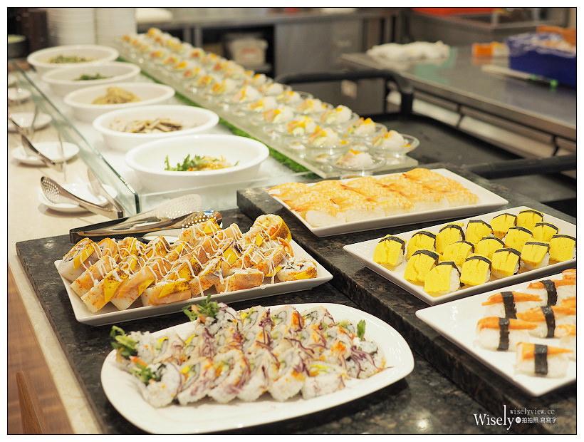 台北萬華。凱達大飯店-百宴自助餐廳︱內容豐富平價吃到飽,海鮮甜點熱炒一級棒