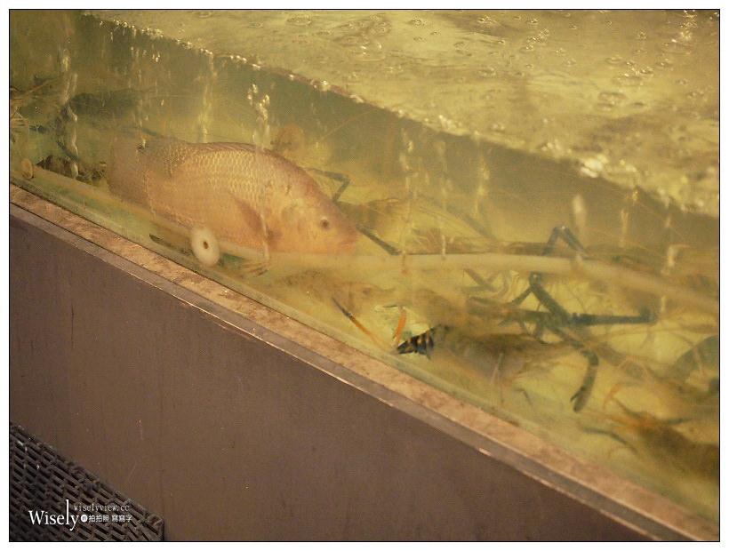 台中西區。大心鹽烤︱平價現烤活跳生猛海鮮~鹽烤泰國蝦&台灣鯛、剝皮辣椒雞、癡心絕對雞腿排