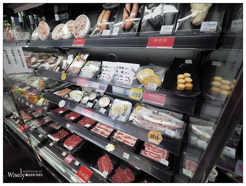台中南屯。肉多多燒肉超市︱便宜供應多樣肉品海鮮,還有高檔和牛活龍蝦平價吃