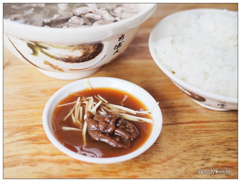 老曾羊肉︱必嚐芥藍炒羊肉&羊肉清湯,台南車站美食