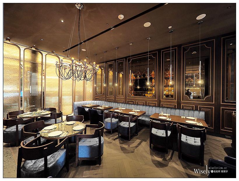 台北微風南山 UMAMI 金色三麥 LE BLE D'OR︱高挑華麗風格餐酒館,限定料理推出