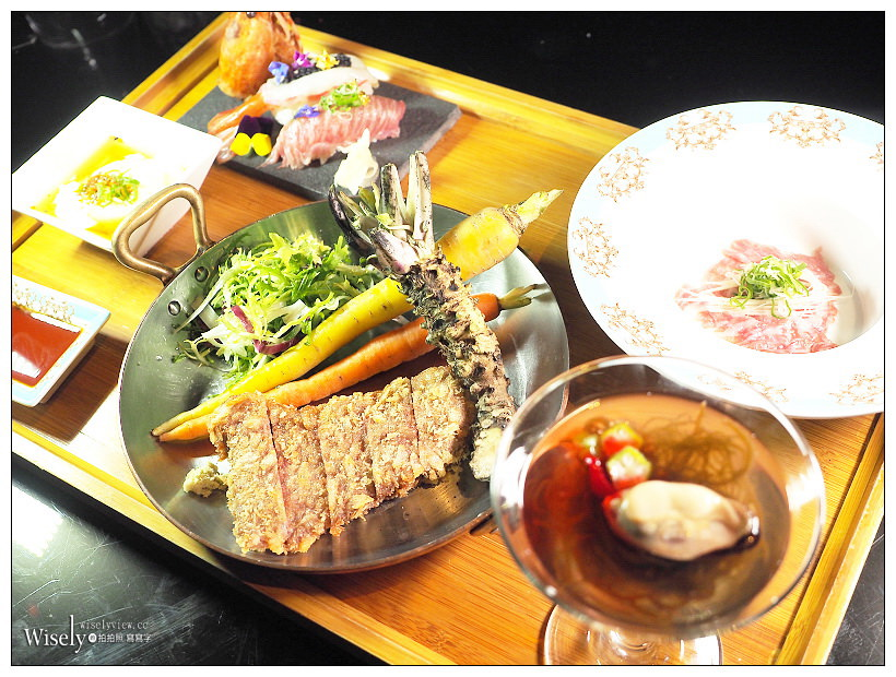 台北君品雲軒自助餐 2019沖繩美食節︱和牛主餐或套餐任選搭配,享用在地食材原味