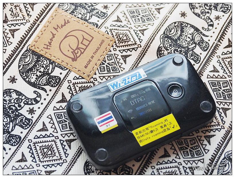 WiHo!特樂通泰國機︱多人旅遊必備,可連線10台,電力續航10小時