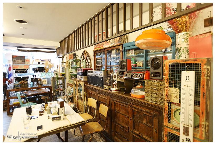 古俬選品 URBAN APOTHECARY︱台北師大雜貨咖啡店,不定時舉辦二手市集