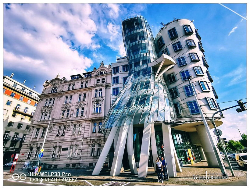 捷克 布拉格自由行 -02︱哈維爾市集、布拉格廣場&天文鐘、查爾斯橋&查爾斯布里奇、聖尼古拉教堂、布拉格古皇宮觀景台、列儂牆、跳舞的房子