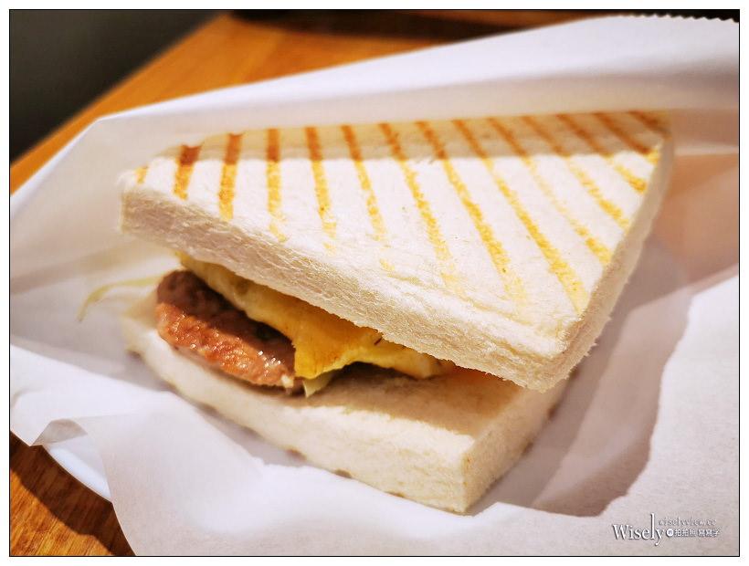 安好食 AN HAO SHIH︱台大公館碳烤吐司,炒麵與法式吐司也不錯吃