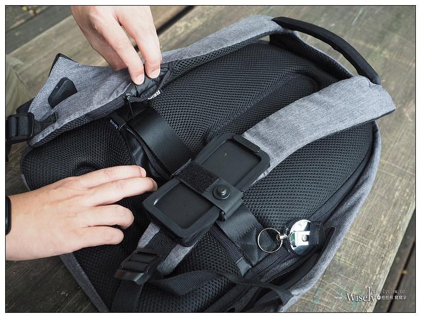 XD DESIGN Bobby Duffle/Pro:多功能防盜背包,時尚耐用取代行李箱~歐洲旅行防盜必備/多袋口安全設計/輕鬆背負減壓/時尚耐用好看/知名荷蘭品牌