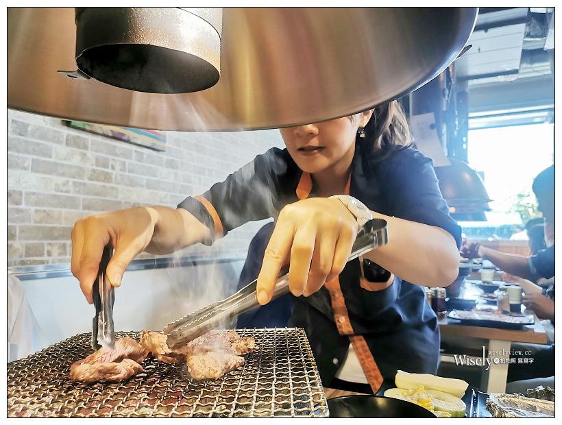 淡水燒肉吃到飽 愛烤愛對囉︱超高CP值內容不輸單點,多項創意食材選項