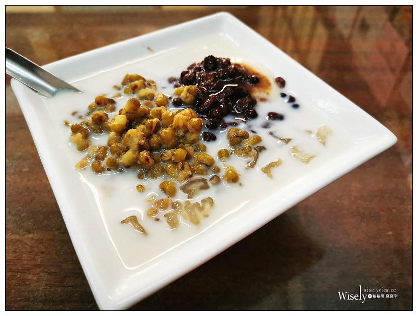 台南美食。安平周氏豆花︱滑嫩豆花搭配古法綠豆~安平老街美食/安平美食/台南冰品