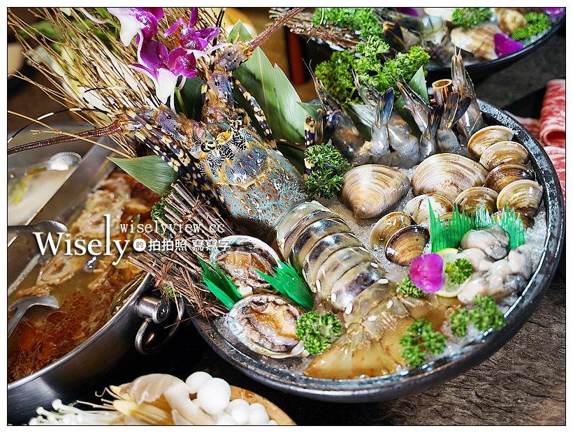 最新推播訊息:台北。食徒 (龍蝦紅蟳海鮮加強版) 麻辣鴛鴦火鍋︱全新菜單食材再升級