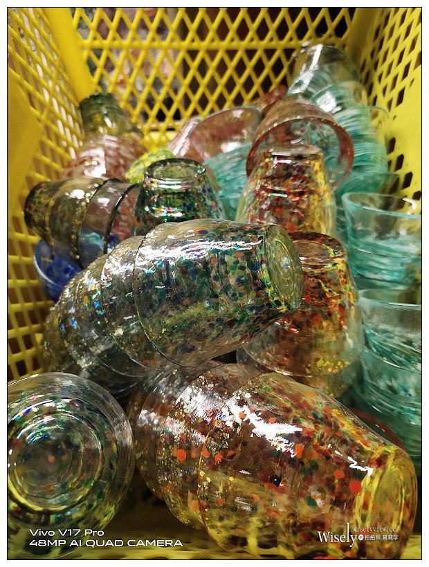 津輕玻璃(津軽びいどろ)製作流程︱北洋硝子株式會社參訪,手作星巴克限定杯製作地~青森必買 x 青森工藝 x 津輕琉璃 x 津輕硝子