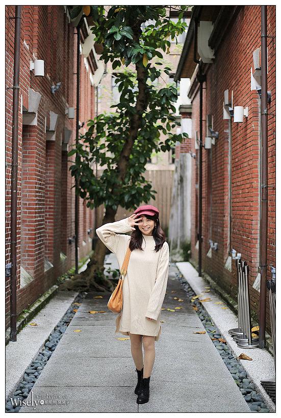 台北人像外拍。華山1914文化創意產業園區︱Model:郭兔兔 x Canon 5D3~拍攝心得分享 x IG拍照打卡景點