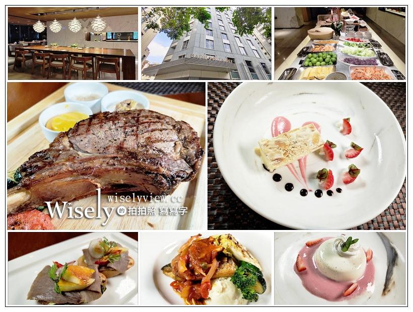 最新推播訊息:台北大安。慕軒飯店GUSTOSO義大利料理餐廳︱風味全牛宴/義式經典套餐,春季限定料理,附沙拉甜點輕食吧吃到飽