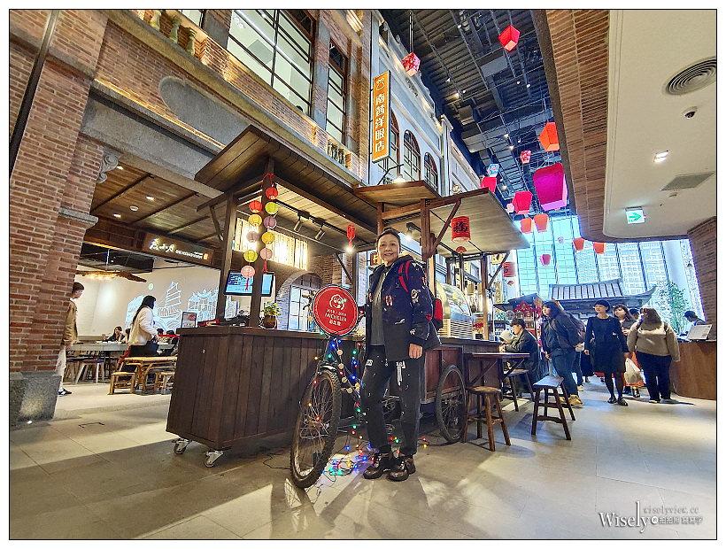遠百信義A13。Fika Fika Café︱世界冠軍咖啡限定新品,霜淇淋與威士忌風味咖啡,人氣拍照打卡空間~四樓台灣老街隨拍 x 戶外露台景觀 x 快速直達手扶梯